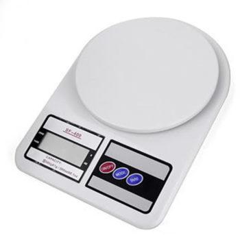 Balança de cozinha digital – Pesa até 5kgs
