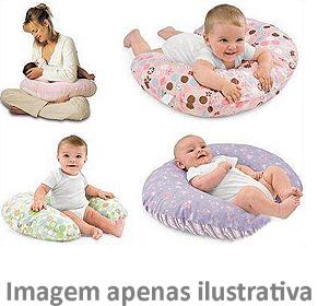 Almofada de Amamentação para Bebé