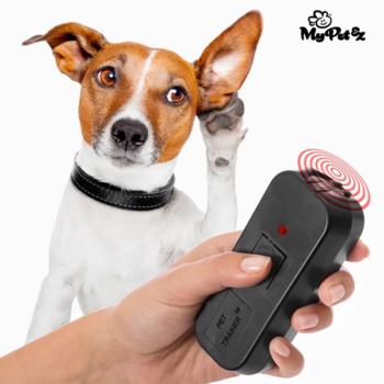 Comando de Ultrasons para Treinar Cães My Pet Trainer